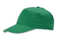 """Бейсболка """"Memphis C"""" 5-ти панельная, зеленый"""