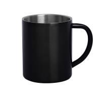 Кружка YOZAX; 280 мл; черный