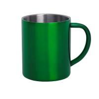 Кружка YOZAX; 280 мл; зеленый