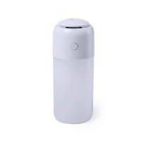 Увлажнитель воздуха TRUDY с LED подсветкой, емкость 200 мл, материал пластик, цвет белый