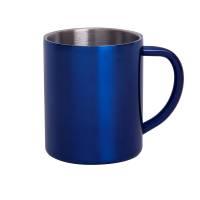 Кружка YOZAX; 280 мл; синий
