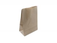 Пакет бумажный (крафт), без ручек