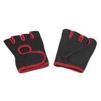 "Перчатки для фитнеса ""Рекорд"" размер M"