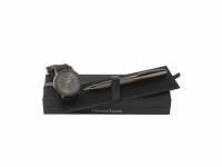 Подарочный набор Capline: часы наручные, ручка шариковая. Christian Lacroix