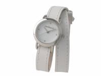 Часы наручные «Blossom», женские. Cacharel, белый