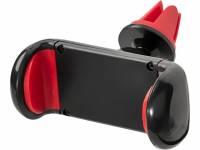 Автомобильный держатель для мобильного телефона Grip, черный/красный