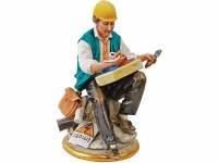 Скульптура «Энергетик»