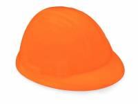 Антистресс «Каска» оранжевый
