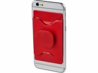 Держатель для мобильного телефона Purse с бумажником, красный