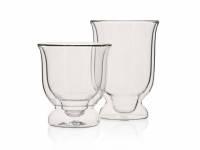 Набор стаканов из двойного стекла тм THERMOS 0,3L, в наборе 2 шт.