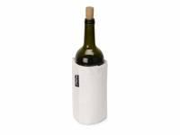 WINE COOLER SATIN WHITE/Охладитель-чехол для бутылки вина или шампанского, белый