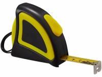 Рулетка 5м, желтый