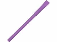 """Ручка картонная с колпачком """"Recycled"""", фиолетовый"""