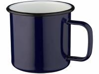 Кружка эмалированная «Emal», синий