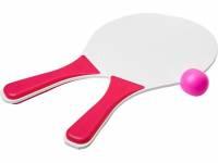 Набор для пляжных игр Bounce, light pink