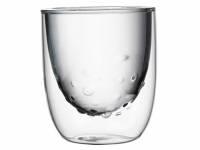 Стаканы Elements Water 2 шт. 210 мл., прозрачный