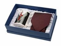 Набор: кружка и галстук «Утро джентльмена»