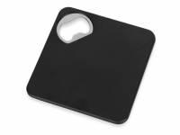 Подставка для кружки с открывалкой «Liso», черный