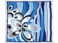 Платок шелковый Jean-Louis Scherrer модель«Fleur»