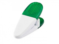 """Держатель для бумаги """"Holdz"""" на магните, зеленый"""