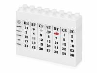 """Календарь """"Лего"""", белый"""