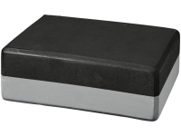 Йога-блок Lahiri, черный