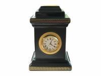 Настольные часы «Medusa», фарфор, позолота