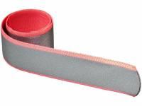 Светоотражающая слэп-лента Felix,  неоново-розовый
