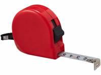 Рулетка Liam, 5м, красный