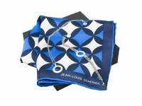 Подарочный набор Boogie: шелковый платок, браслет, колье. Jean-Louis Scherrer