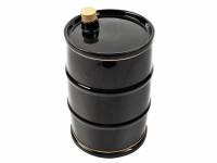 Штоф «Баррель Нефти» (глазурь с золотом), 1,5л