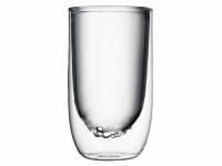 Стаканы Elements Water 2 шт. 350 мл., прозрачный