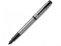 "Перьевая ручка  Parker ""IM MGREY BT"", серый"