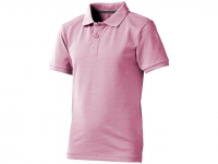 """Рубашка поло """"Calgary"""" детская, розовый"""