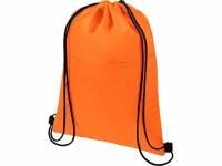 Сумка-холодильник Oriole на шнуровке на 12банок, оранжевый