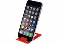 Складывающаяся подставка для телефона Hold, красный