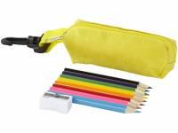 Набор карандашей 8 единиц, желтый