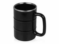 Кружка «Баррель» 400мл, черный