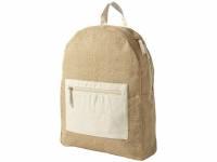 Рюкзак из Джута, натуральный