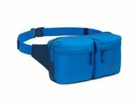 Поясная/сумка-слинг для мобильных устройств, светло-синий