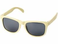 Солнцезащитные из пшеничной соломы очки Rongo, желтый