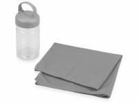 Набор для фитнеса «Cross», серый
