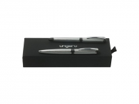 Подарочный набор: ручка-роллер, ручка шариковая. Ungaro