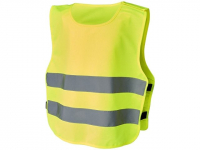 Защитный жилет на «липучках» Odile для детей 3-6лет,  неоново-желтый