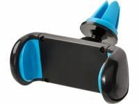 Автомобильный держатель для мобильного телефона Grip, черный/ярко-синий