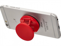 Подставка для телефона Brace с держателем для руки, красный