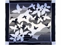 Платок шелковый Jean-Louis Scherrer модель «Papillons»