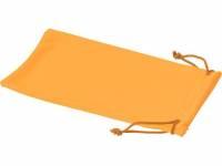 Чехол из микрофибры Clean для солнцезащитных очков, неоново-оранжевый