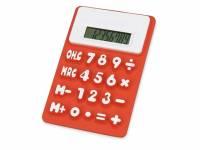 """Калькулятор """"Splitz"""", красный"""