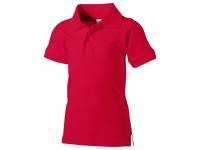 """Рубашка поло """"Boston"""" детская, красный"""